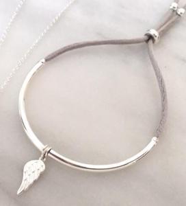 winging it bracelet
